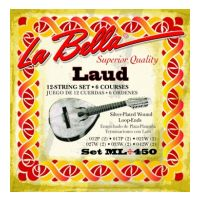 Thumbnail of La Bella ML450 Laud   6 course set ( 12 string)