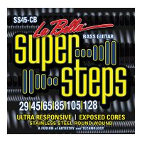 Thumbnail of La Bella SS45-CB Super Steps, 6-String – Custom Light 29-128  long scale