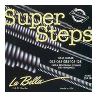 Thumbnail of La Bella SS45B Super Steps 5 String Round wound
