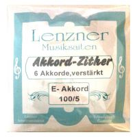 Thumbnail of Lenzner 100/5 Akkord -Zither 6 chords