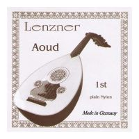Thumbnail of Lenzner 2810  Aoud Silvered copperwound nylon