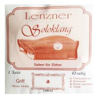 Thumbnail of Lezner 5500/42 Soloklang Diskantzither  42 strings,