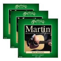 Thumbnail of Martin M170 3pack (extra light) Bronze wound