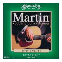 Thumbnail of Martin M170 (extra light) Bronze wound