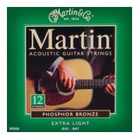 Thumbnail of Martin M500 extra light 12 String Phosphor bronze wound