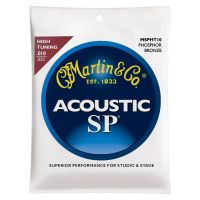 Thumbnail of Martin MSPHT10 High Tuning Phosphor bronze