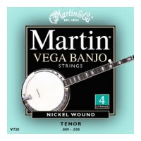 Thumbnail of Martin V720 Vega banjo Tenor Loop end