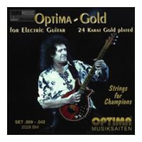 Thumbnail of Optima 2028BM Brian May 24 Karat gold