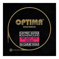 Thumbnail of Optima 2028EL Electric Gold Extra Light 24 Karat gold