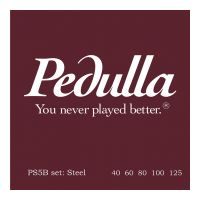 Thumbnail of Pedulla PS5B Hex core Stainless Light 40-125