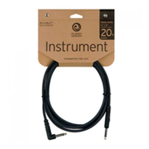 Nickel Plated Copper Conductors : Planet waves cgtra guitar intrument cable classic nickel