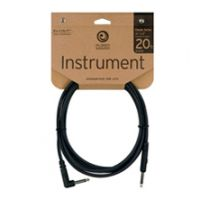 Thumbnail of Planet Waves CGTRA20 Guitar/Intrument Cable Classic Nickel Angle/Jack 6M