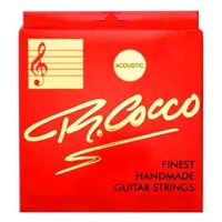 Thumbnail of R. Cocco RC11A Handmade Acoustic Strings Bronze Round Wound