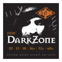 Thumbnail of Rotosound DZ10 DARKZONE CUSTOM GAUGE SET