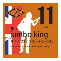 Thumbnail of Rotosound Jumbo King 11 Phosphor bronze