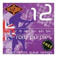 Thumbnail of Rotosound R12 Roto 'Purples' Medium Heavy