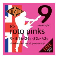 Thumbnail of Rotosound R9 Roto 'Pinks' Super light nickel