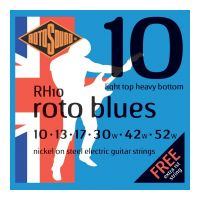 Thumbnail of Rotosound RH10 Roto 'Blues' Light Top/Heavy Bottom