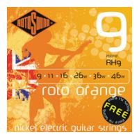 Thumbnail of Rotosound RH9 Roto 'Orange' Hybrid