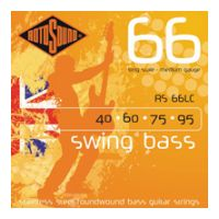 Thumbnail of Rotosound RS 66LC Swingbass Roundwound stainless steel