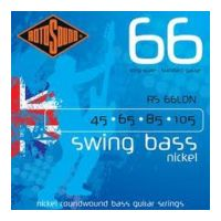 Thumbnail of Rotosound RS 66LDN Swingbass Roundwound nickel
