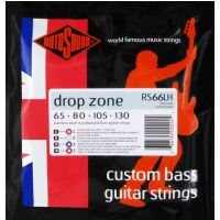 Thumbnail of Rotosound RS 66LH Dropzone Roundwound stainless steel custom heavy set