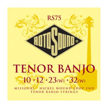 Preview of Rotosound RS 75 MISSOURI TENOR BANJO