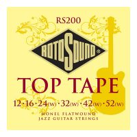 Thumbnail of Rotosound RS200 Top Tape Monel flatwound