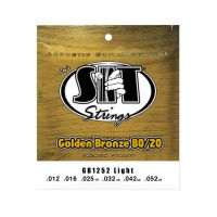 Thumbnail of SIT Strings GB1252 Light Golden Bronze 80/20 Acoustic
