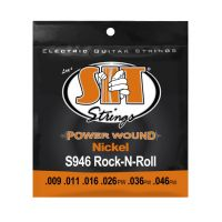 Thumbnail of SIT Strings S946 Power Wound Rock n' Roll Nickel Electric