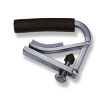 Thumbnail of Shubb Capos C1 Nickel acoustic/electric 50mm and slightly curved