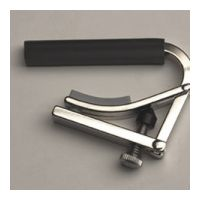 Thumbnail of Shubb Capos C2 Nickel Classic Nylon string 57mm and perfectly flat
