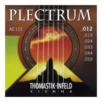 Thumbnail of Thomastik AC112 Plectrum Bronze Flat wound