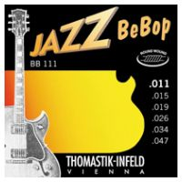 Thumbnail of Thomastik BB111 Jazz BeBop Round wound