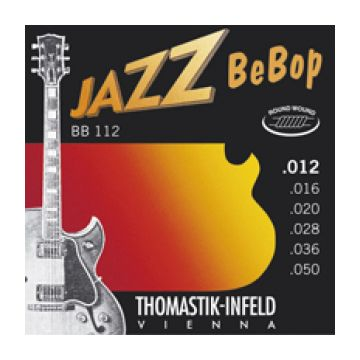 Preview of Thomastik BB112 Jazz BeBop Round wound