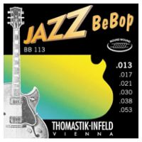 Thumbnail of Thomastik BB113 Jazz BeBop Round wound