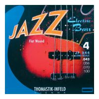 Thumbnail of Thomastik JF344 Jazz Flat
