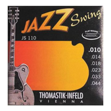 Preview of Thomastik JS110 Jazz Swing Flat wound