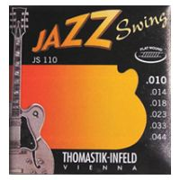 Thumbnail of Thomastik JS110 Jazz Swing Flat wound