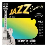 Thumbnail of Thomastik JS112 Jazz Swing  Flat wound