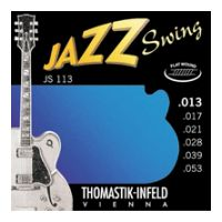 Thumbnail of Thomastik JS113 Jazz Swing Flat wound