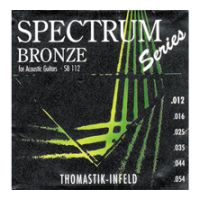 Thumbnail of Thomastik SB112 Spectrum Bronze Round wound