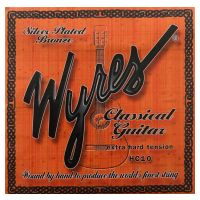 Thumbnail of Wyres HC10 Extra hard tension handmade classical strings