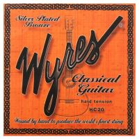 Thumbnail of Wyres HC20 hard tension handmade classical strings