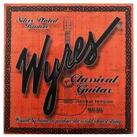 Thumbnail of Wyres HC30 hard tension handmade classical strings